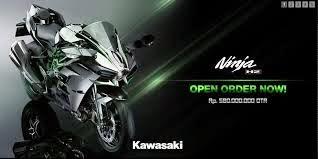 Kawasaki Ninja Terganas