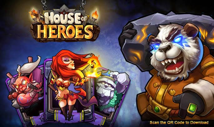 House Of Heroes Gameplay
