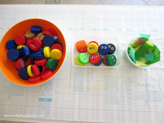 Very Hungry Caterpillar Party Activity by Learn With Play at Home