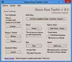 Free Download Nexus Root Toolkit Terbaru