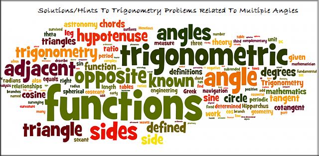 trigonometry projects