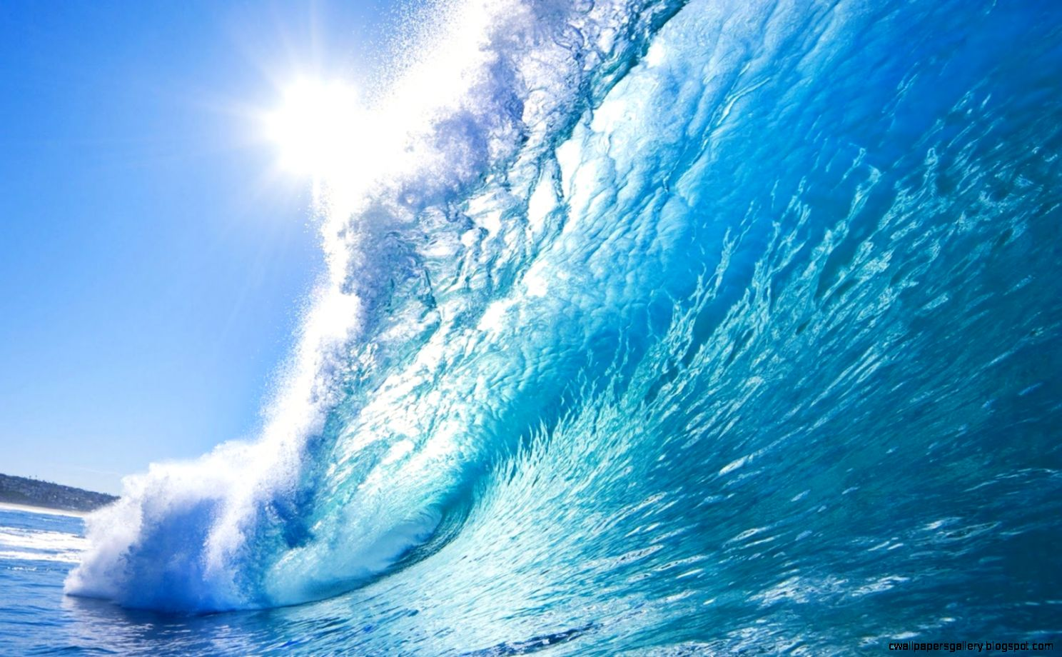 Download Free Ocean Waves Wallpapers  Most beautiful places in