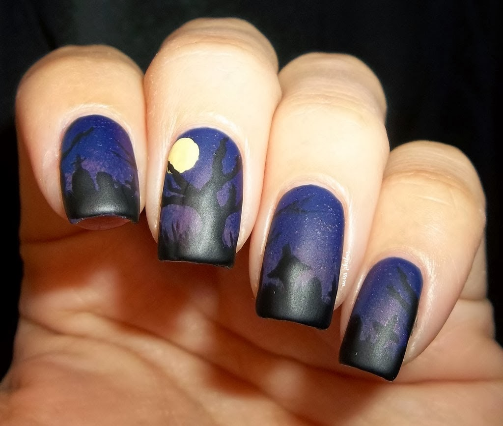 Halloween Nail Art: Born Pretty Store Blog: Vote For Halloween Nail Art