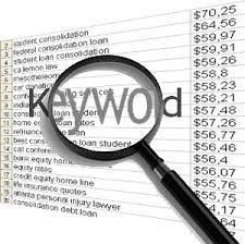 Top Highest paying adsense keywords list 2013