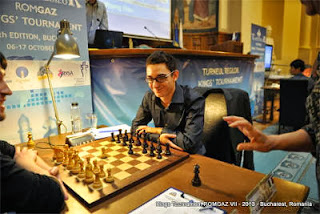 Echecs : Caruana remporte le Kings Tournament © site officiel
