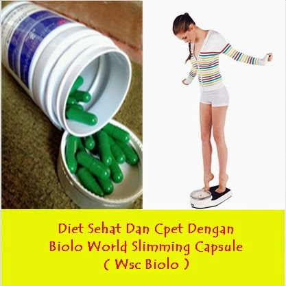 Obat Diet Wsc Biolo