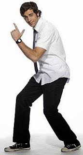 Zachary Levi as Chuck Bartowski
