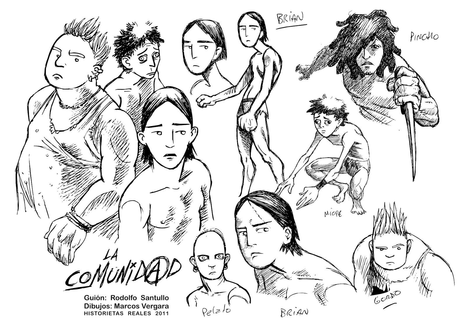 Creando Comics: Un Viaje por la Narrativa Visual: Entrevista a ...