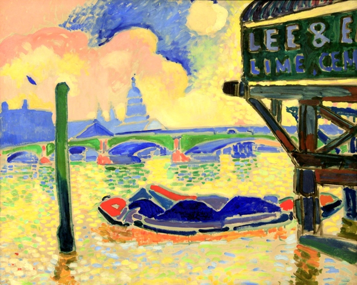 André Derain 1880-1954 | French Fauvist painter and sculptor