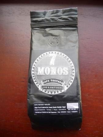7 Monos Café