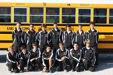 The Pack in Black of 2009, 5th Place at 2A State Finals