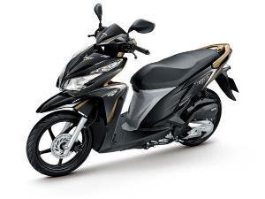 Motor Honda Terbaru 2012 Di Indonesia