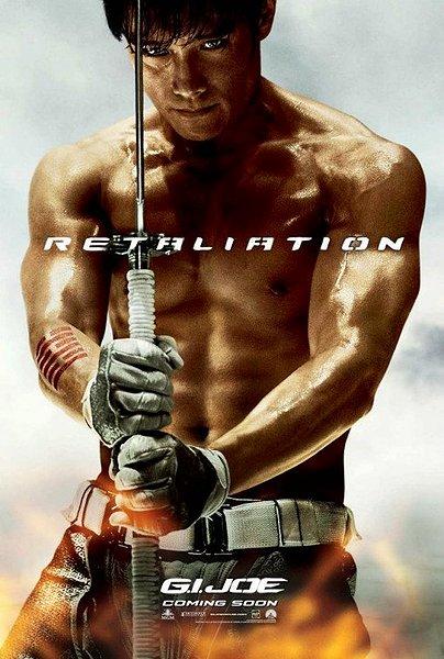 G.I. Joe retaliation poster