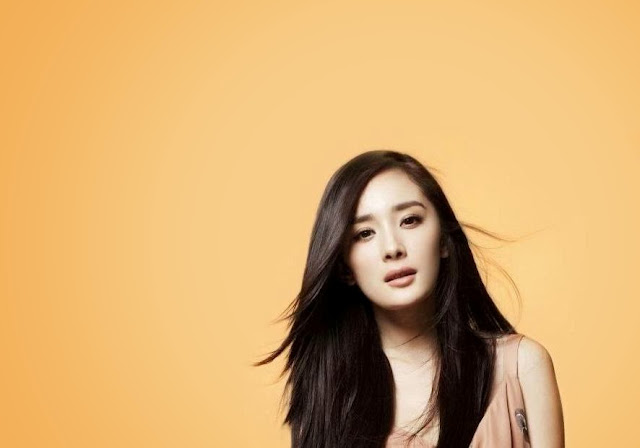 Yang Mi Stars HD Wallpaper