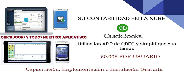 QuickBooks Ecuador Distribuidores
