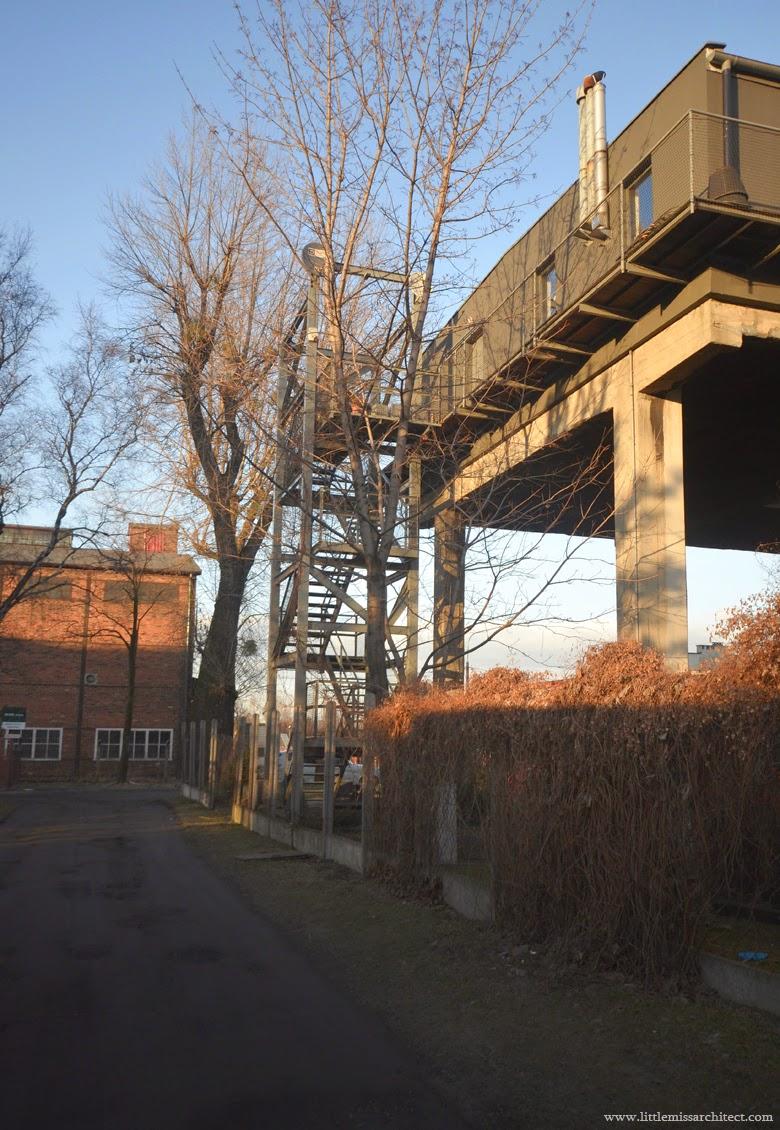 Bolko Loft, Bytom, architecture