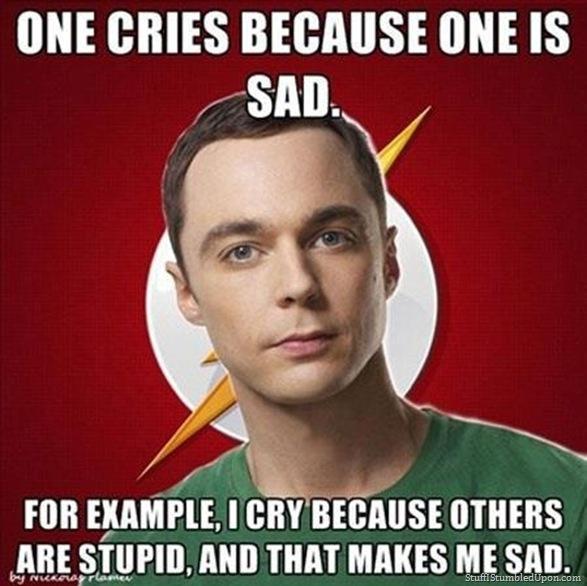Big Bang Theory's Hilarious Sheldon Moments!