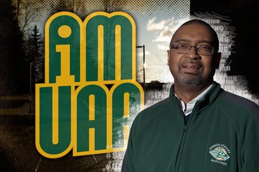 I AM UAA: William Johnson