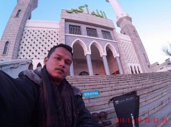 Dihalau dari Masjid di Seoul, pengembara Malaysia luah kekecewaan