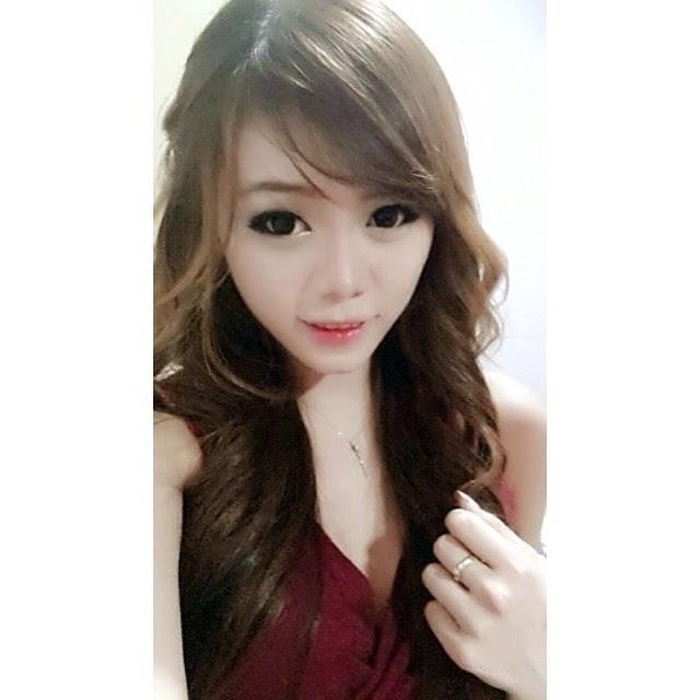 Maria Park Foto Selfie Cantik Model Indonesia Bening Zona Artis Lagi