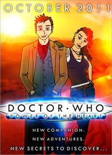 Doctor Who 'Power of the Heart' Fan-Fiction
