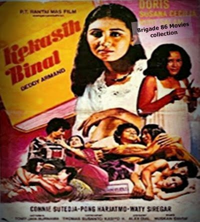brigade 86 Movies center - Kekasih Binal (1978)