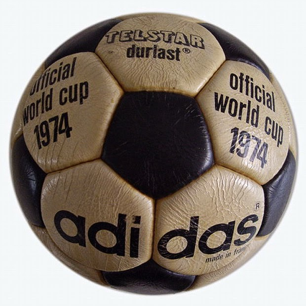 Gambar Bola World Cup 1974