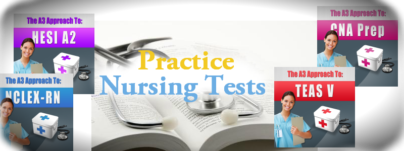 Nursing Practice Tests