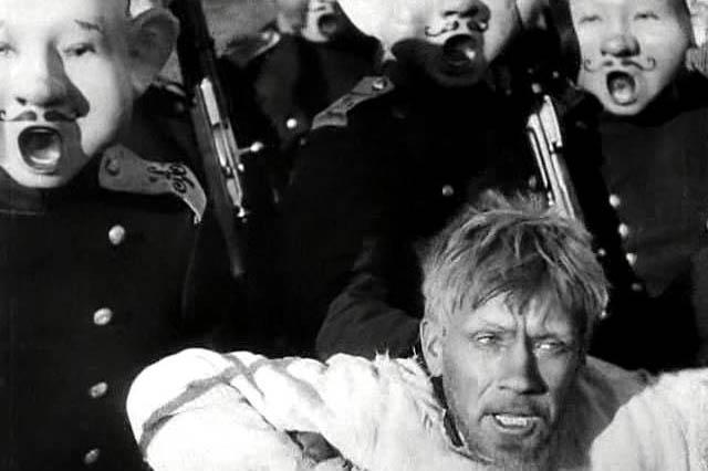 «Счастье», режиссёр Александр Медведкин