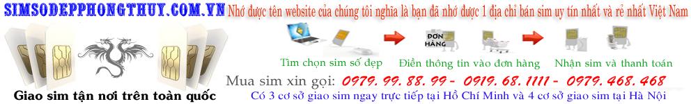 Blog Sim Phong Thủy Việt Nam