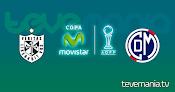 San Martin vs. Municipal - Torneo Apertura en Vivo