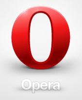 logo browser opera terbaru 11.52