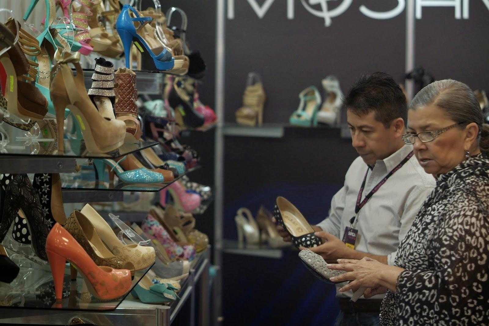 compradores, sapica, marzo 2014, poliforum, feria de calzado,