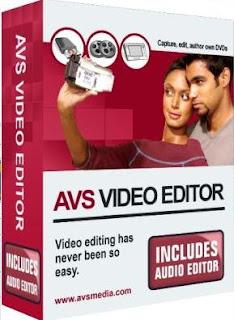 AVS Video Editor 5.2.2.173 + Crack