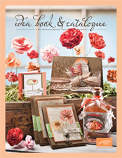 Stampin-up Idea Book  & Catalogue 2011-2012