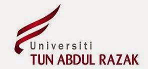 Jawatan Kerja Kosong Universiti Tun Abdul Razak (UNIRAZAK) logo www.ohjob.info disember 2014