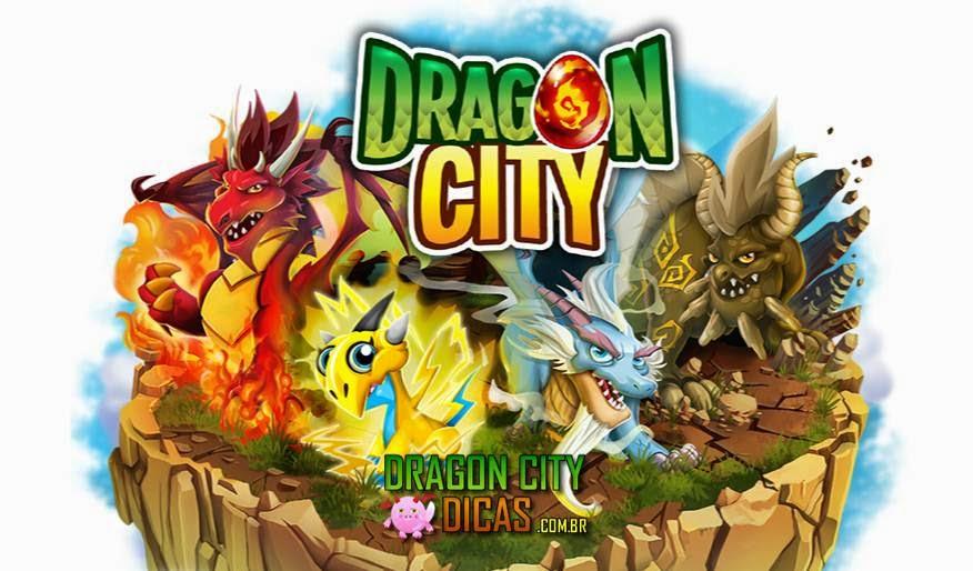 Nova Introdução do Dragon City