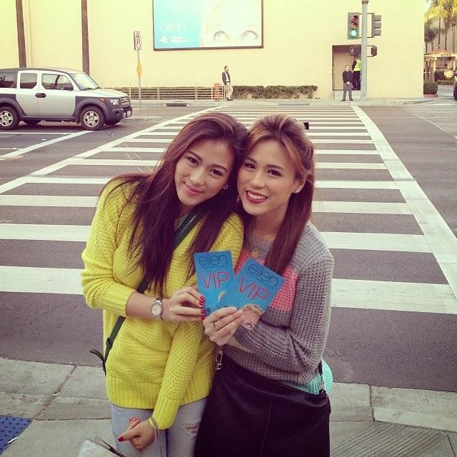 Alex and Toni Gonzaga Instagram