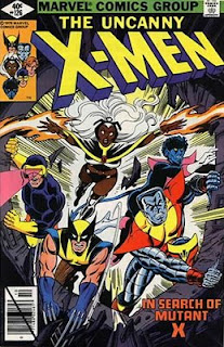 Patrulla X Marvel Comics