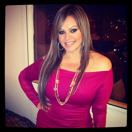 TV star Jenny Dolores Rivera Saavedra, better known as Jenni Rivera