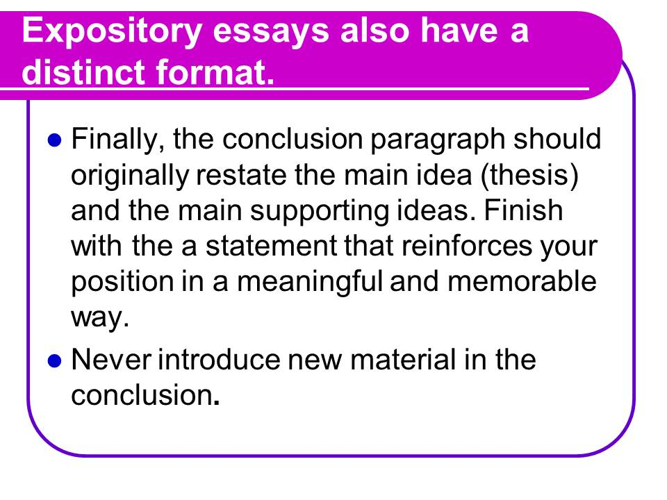5 paragraph expository essay This is a great graphic organizer to begin teaching persuasive writing find this pin and more on school stuff by katie taghon brown this is a great graphic organizer and planner for students just learning the structure and components of a five-paragraph essay.