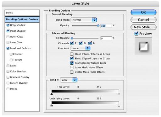 Cara Membuat Tulisan Efek Air dengan Photoshop Cs3