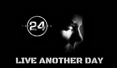 24 live another day - Kiefer Sutherland
