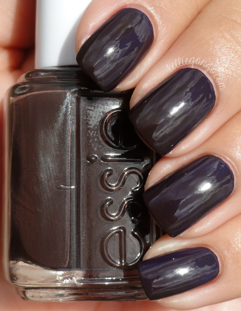 Essie - Partner in Crime // kelliegonzo.com