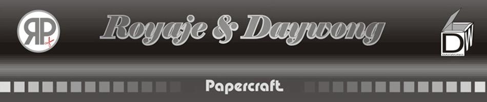 Wongday & Royaje Papercraft