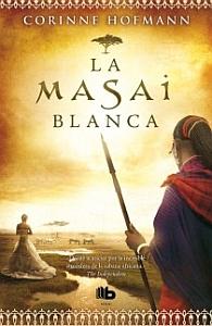 La Masai blanca - Portada