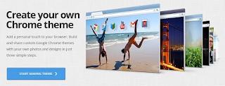 Toko Web Chrome