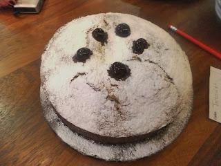 The Baking Explorer: Clandestine Cake Club: Bounty Cake