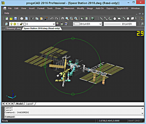 Cad Software Blog Progecad 3d Performance On Windows 10