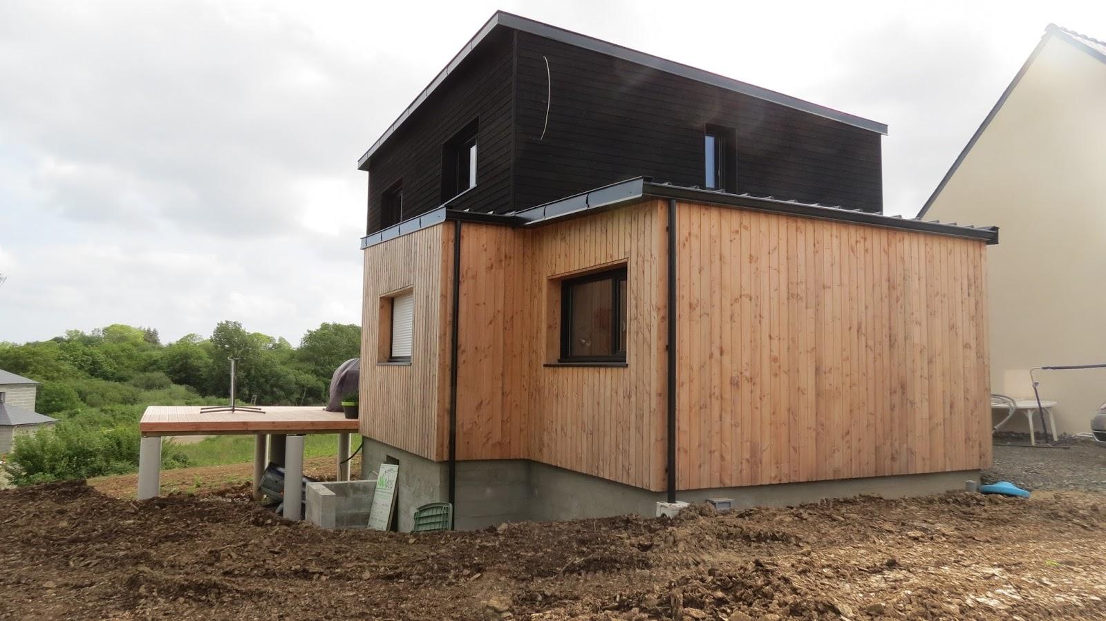 Maison bois loperhet akabois dans la maison et for Avoir internet a la maison